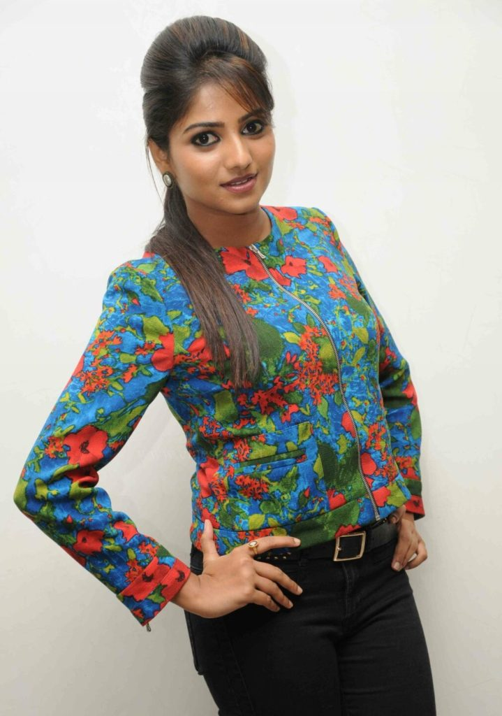 Rachita Ram In Jeans Top Hot Images