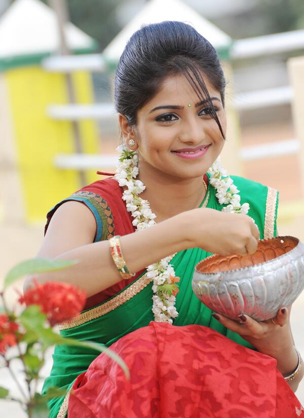 Rachita Ram Marriage Look Photos