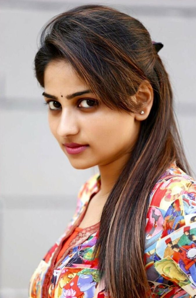 Rachita Ram New Hair Style Photos
