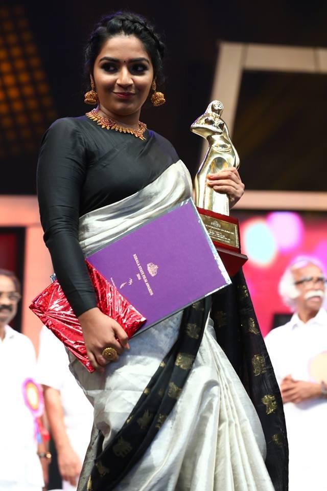 Rajisha Vijayan Bold Pics At Event