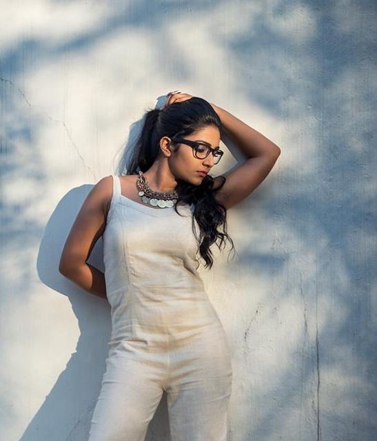 Rajisha Vijayan Hot In Jeans Top Photos