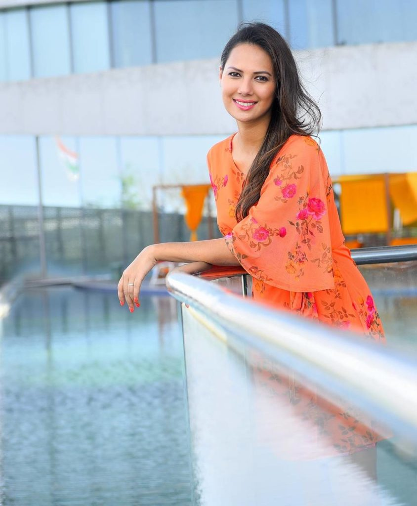 Rochelle Rao HD Images