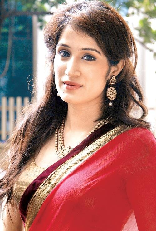Sagarika Ghatge In Saree Bold Photos