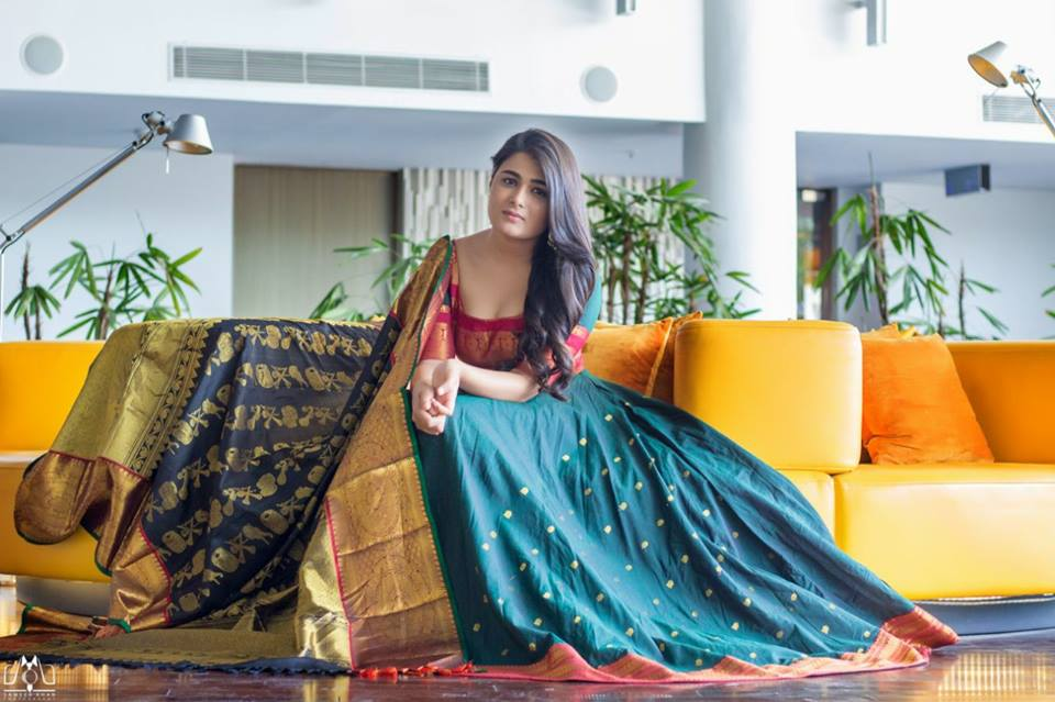 Shalini Pandey Hot Bold Photoshoot Gallery