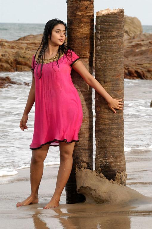 Shamna Kasim In Shorts Photos