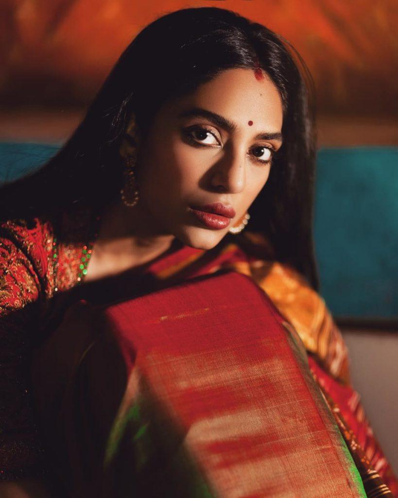 Sobhita Dhulipala Cute Pics
