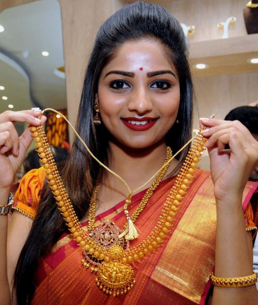 South Indian Actress Rachita Ram Hot Images