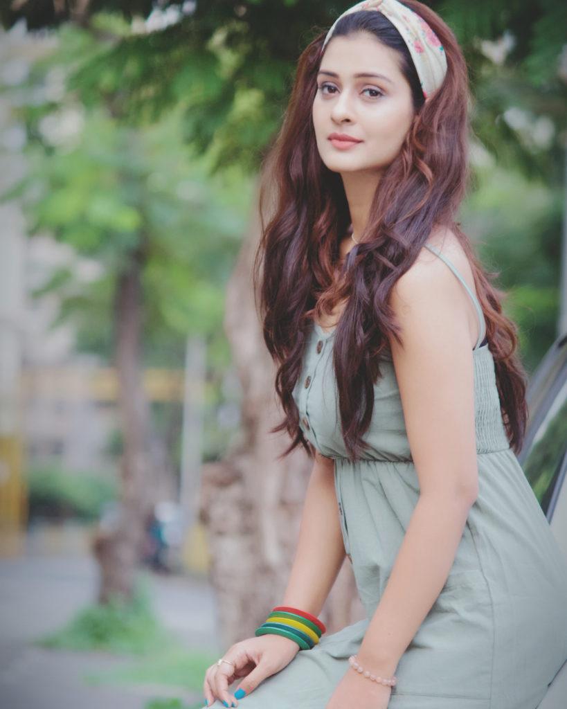 Stylish Payal Rajput Bold Images
