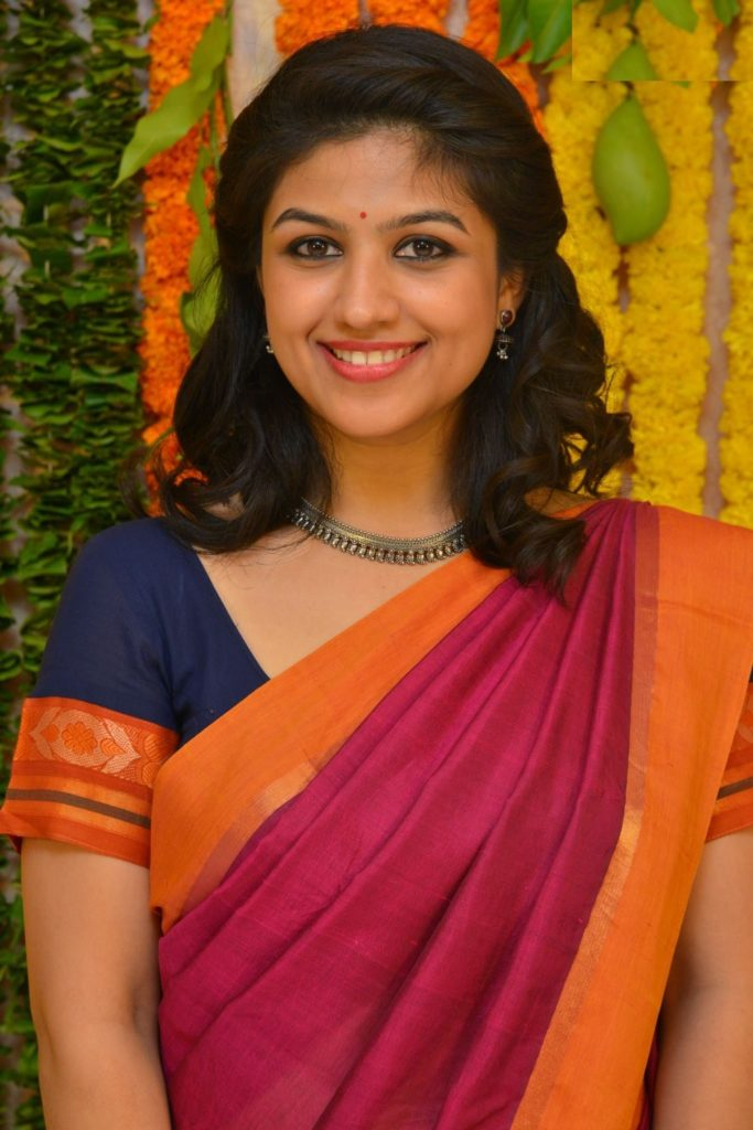 Supriya Aysola In Saree Photos