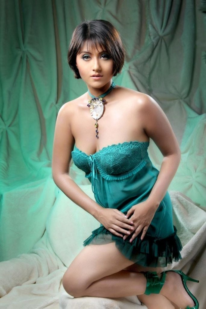 Swastika Mukherjee In Bra Panty Photos
