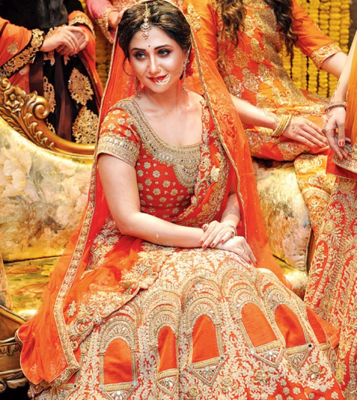 Swastika Mukherjee Marriage Images