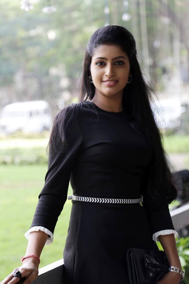 Tanya Ravichandran In Garden Photoshoot