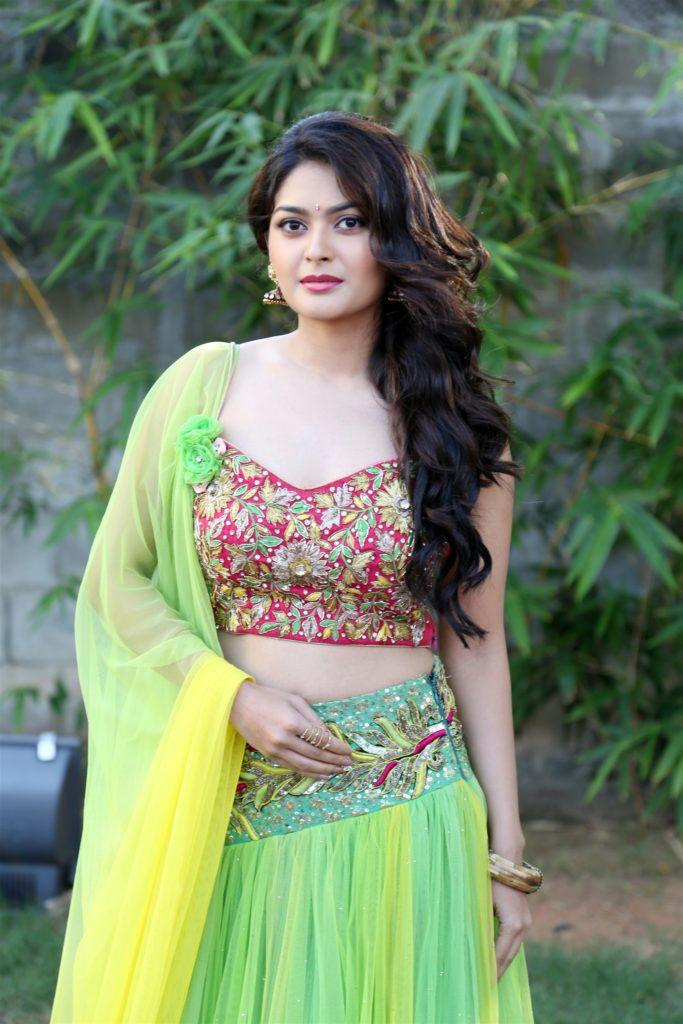Vaibhavi Shandilya Very Sweet Photos
