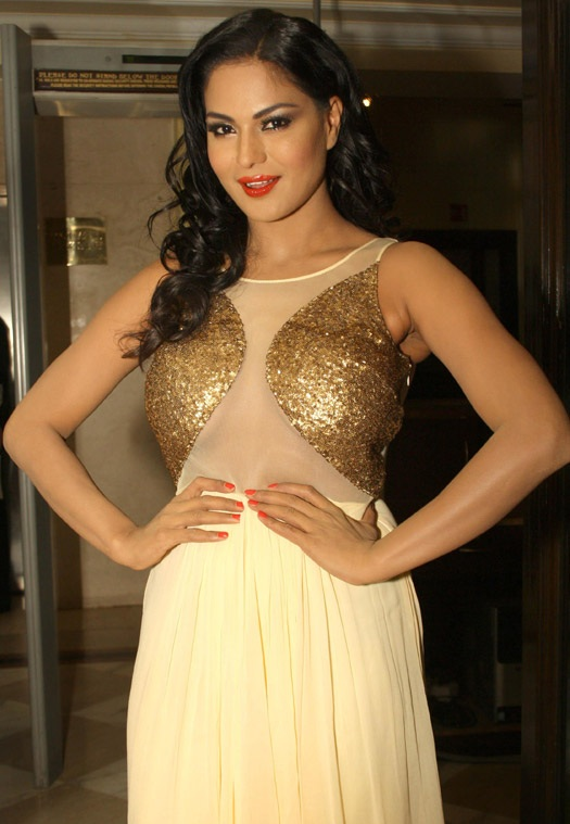 Veena Malik Bold Photos At Event
