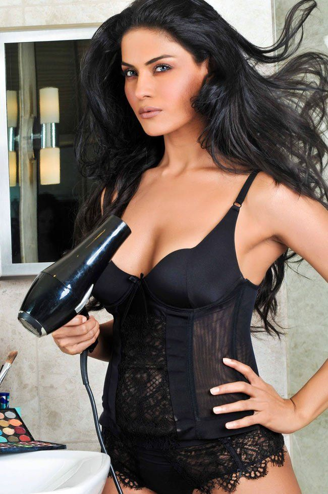 Veena Malik In Bikini Photoshoot Gallery