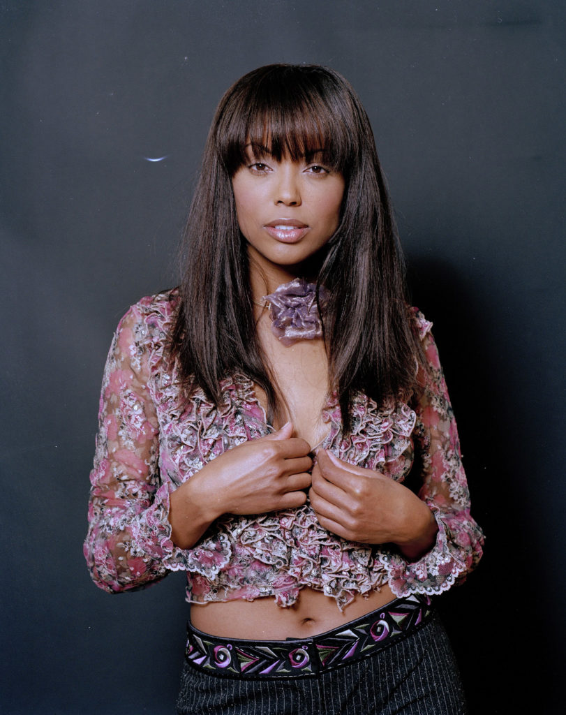 Aisha Tyler Navel Photos