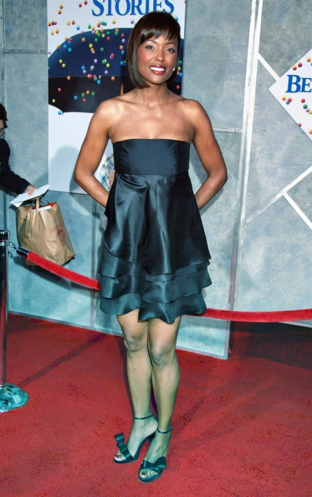 Aisha Tyler Red Carpet Photos