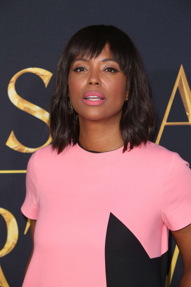 Aisha Tyler Short Hair Photos