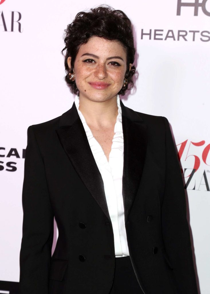 Alia Shawkat Short Hair Wallpapers
