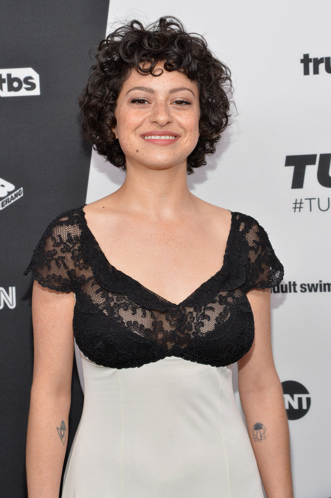 Alia Shawkat Topless Photos