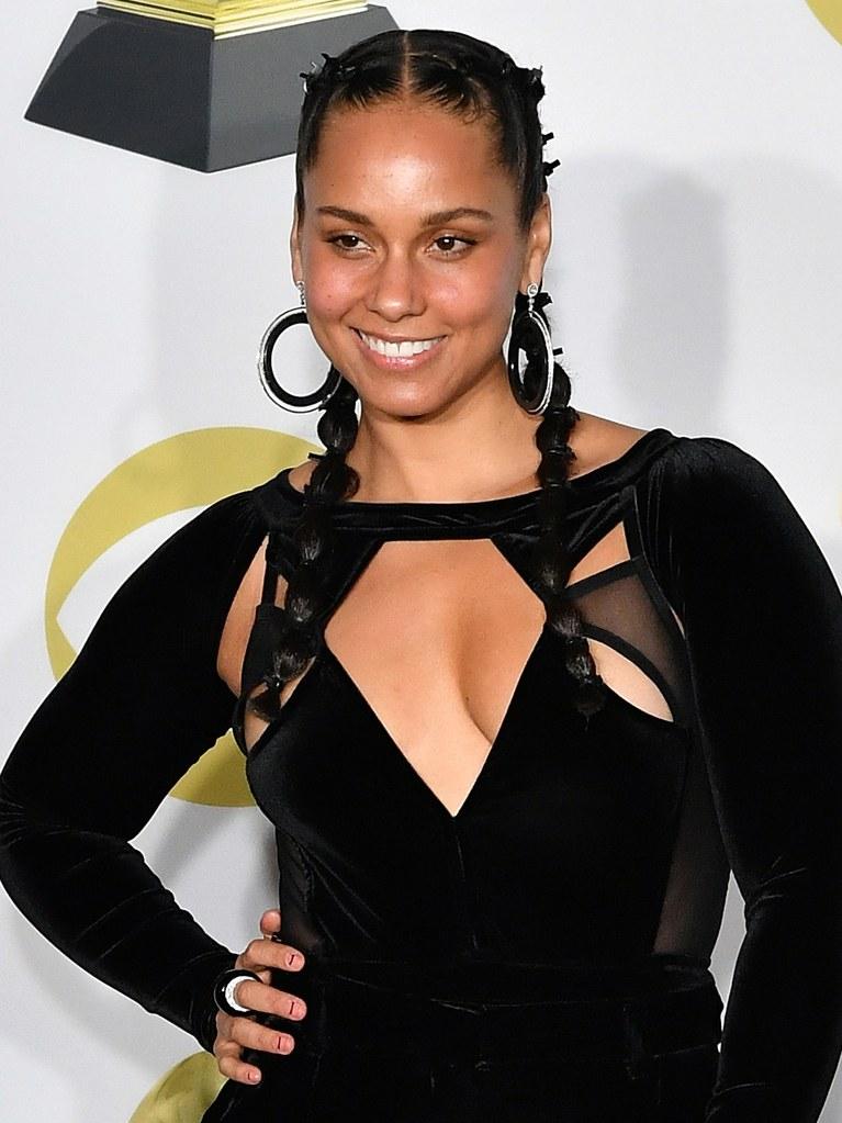 Alicia Keys Bold Images