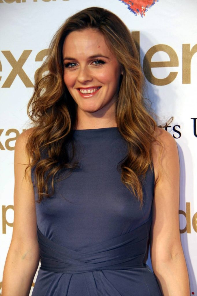 Alicia Silverstone Event Pictures