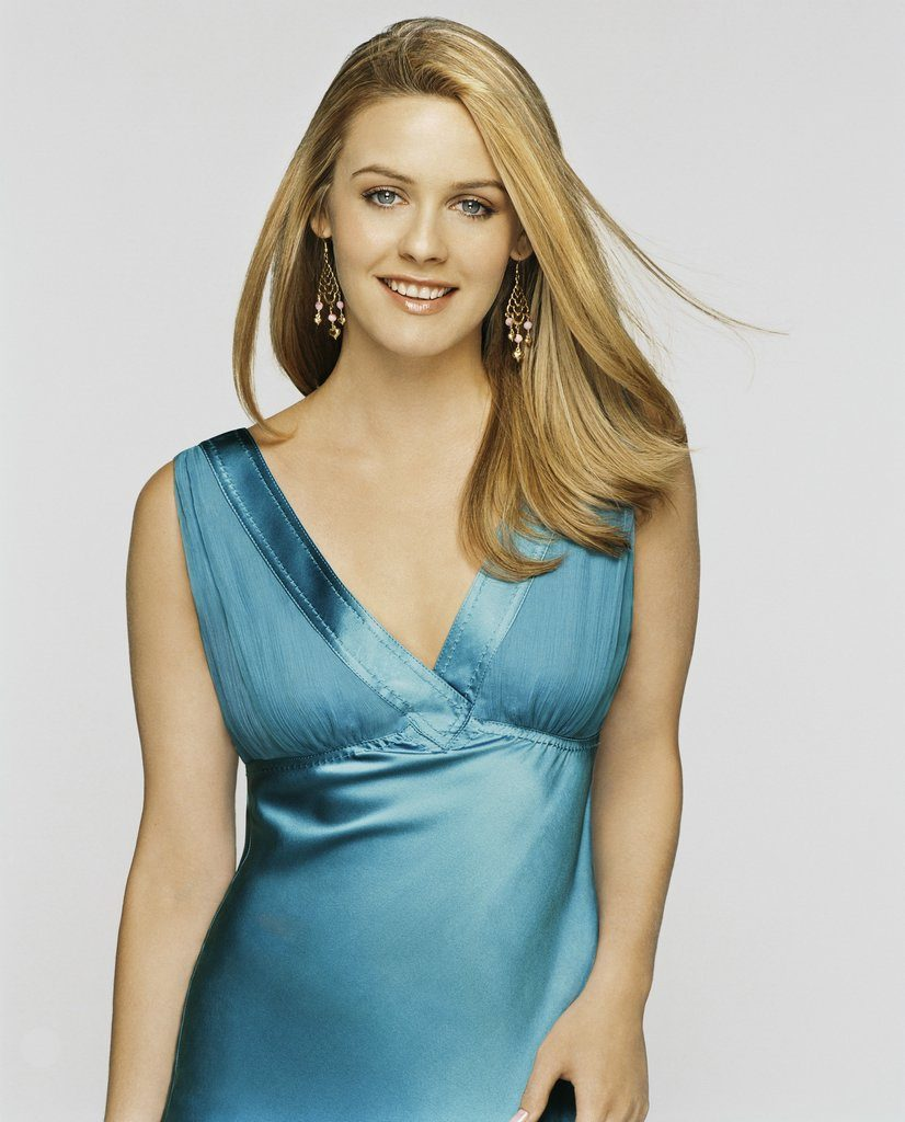 Alicia Silverstone Photos