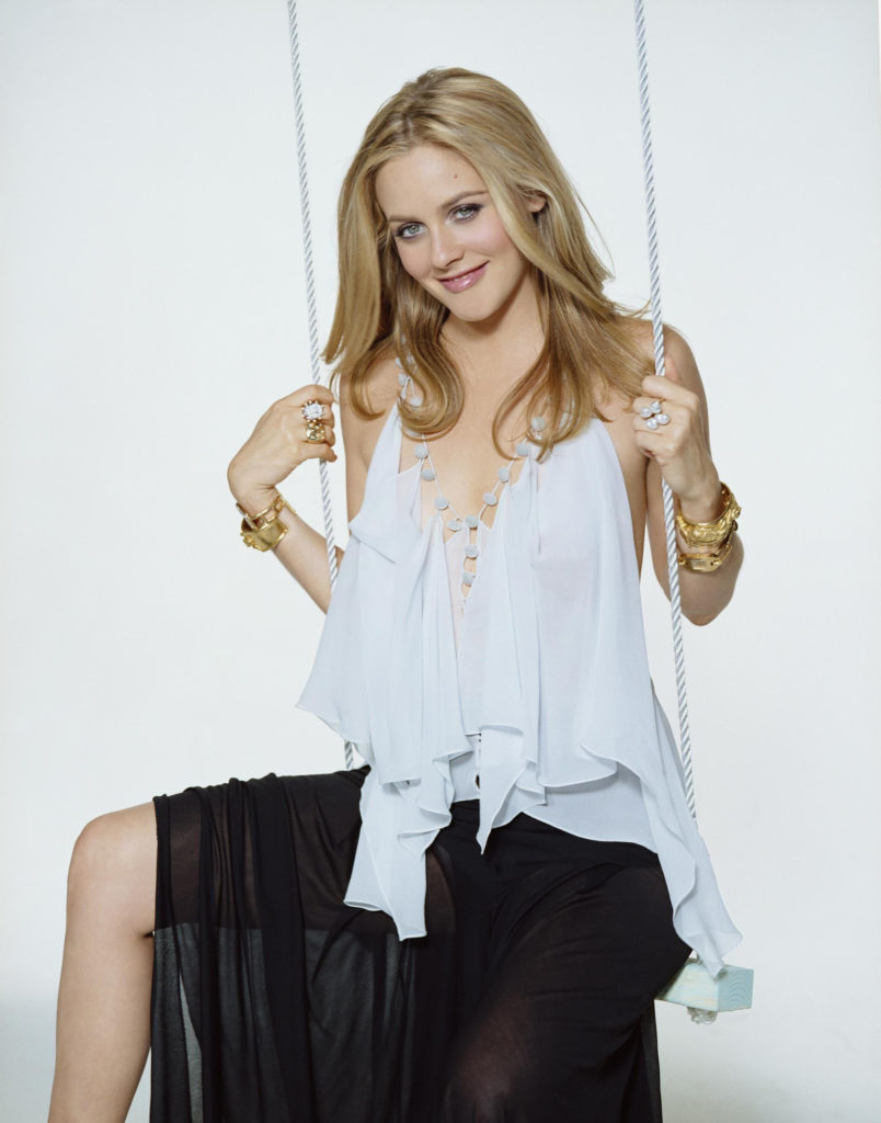 Alicia Silverstone Photoshoot