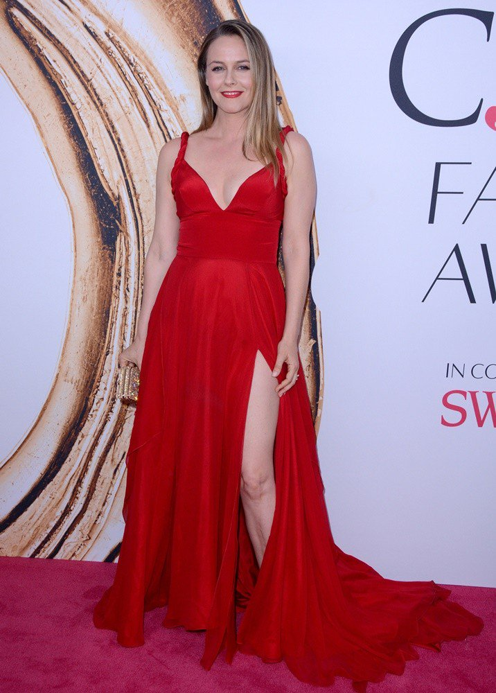 Alicia Silverstone Redcarpet Images