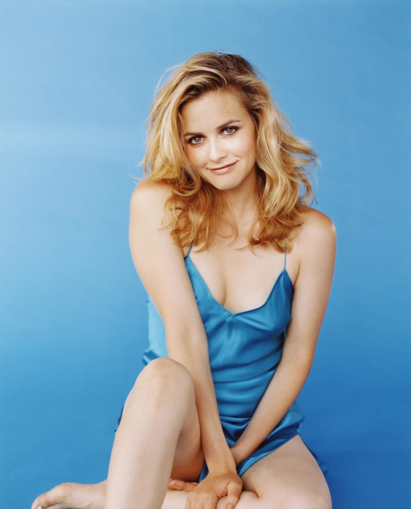 Alicia Silverstone Swimsuit Images