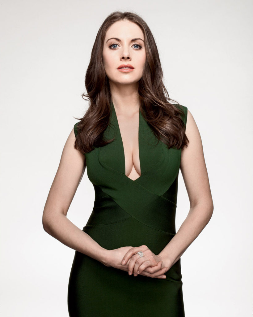Alison Brie Oops Moment Wallpapers
