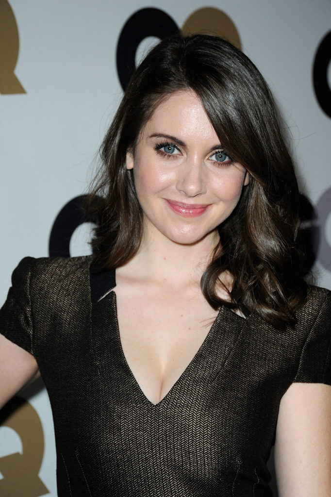 Alison Brie Topless Images