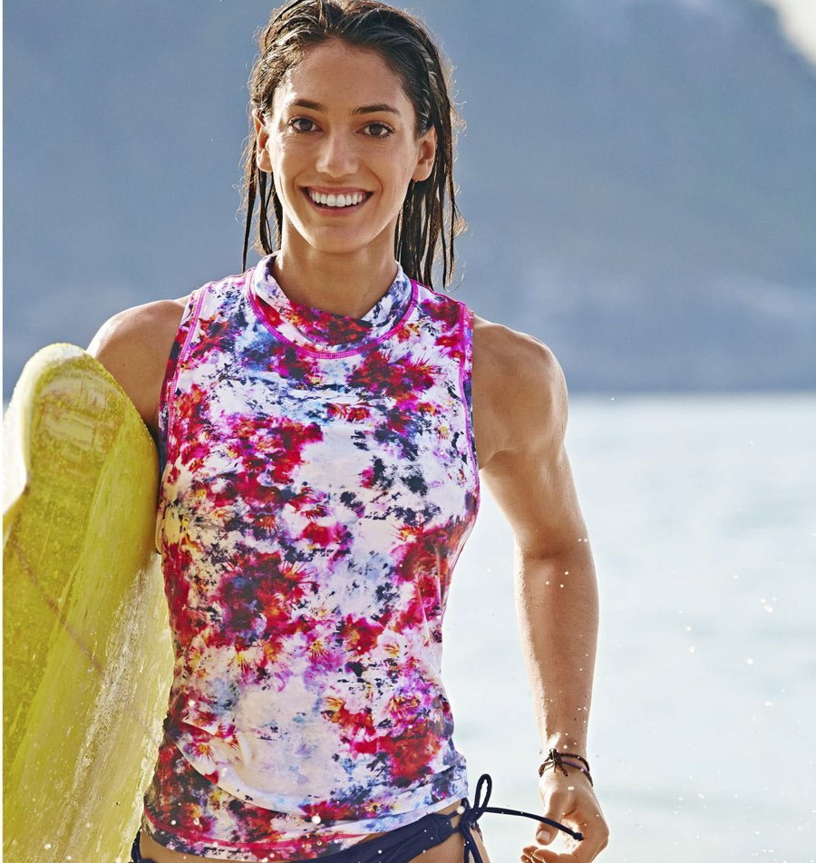 Allison Stokke Bikini Beach Wallpapers