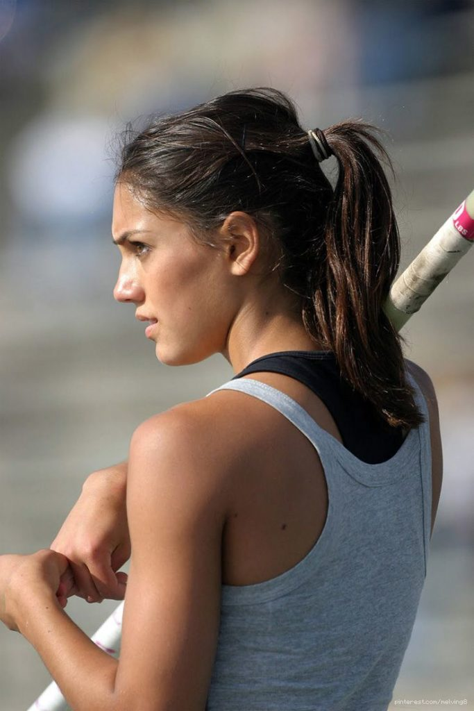 Allison Stokke Leaked Images