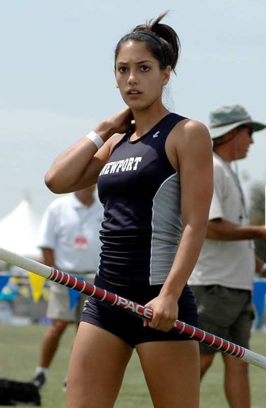 Allison Stokke Panty Wallpapers