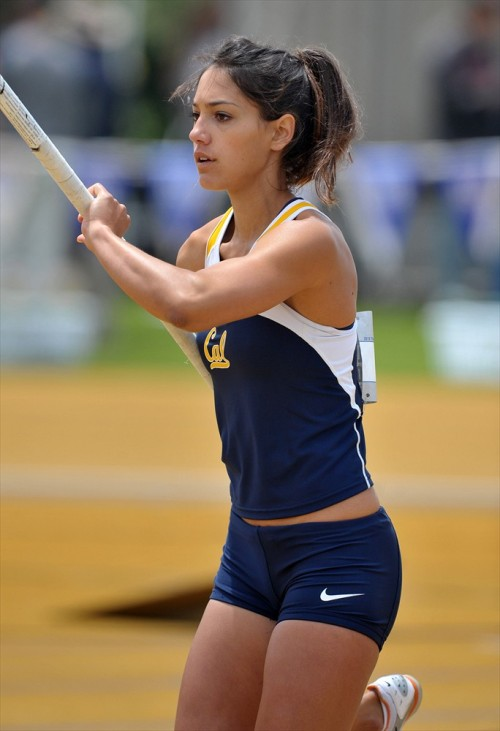 Allison Stokke Thighs Images