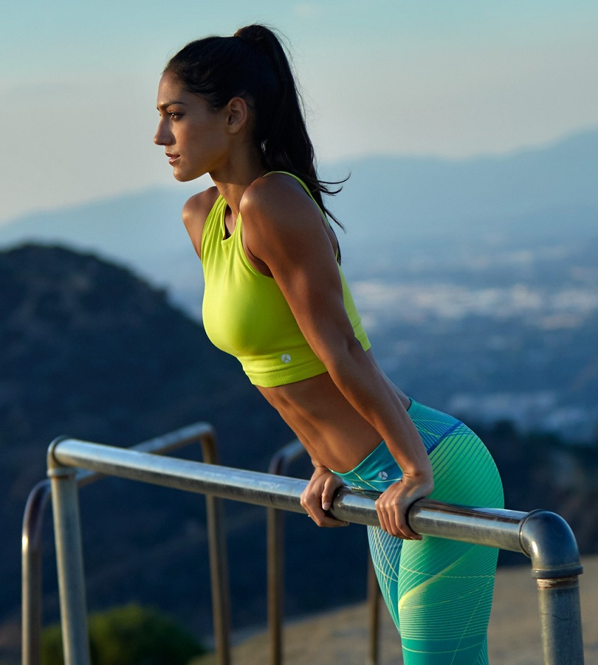 Allison Stokke Workup Photos