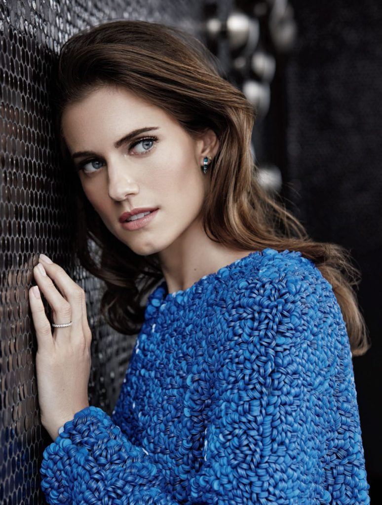 Allison Williams Leggings Pictures
