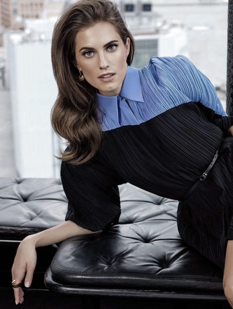 Allison Williams Makeup Wallpapers