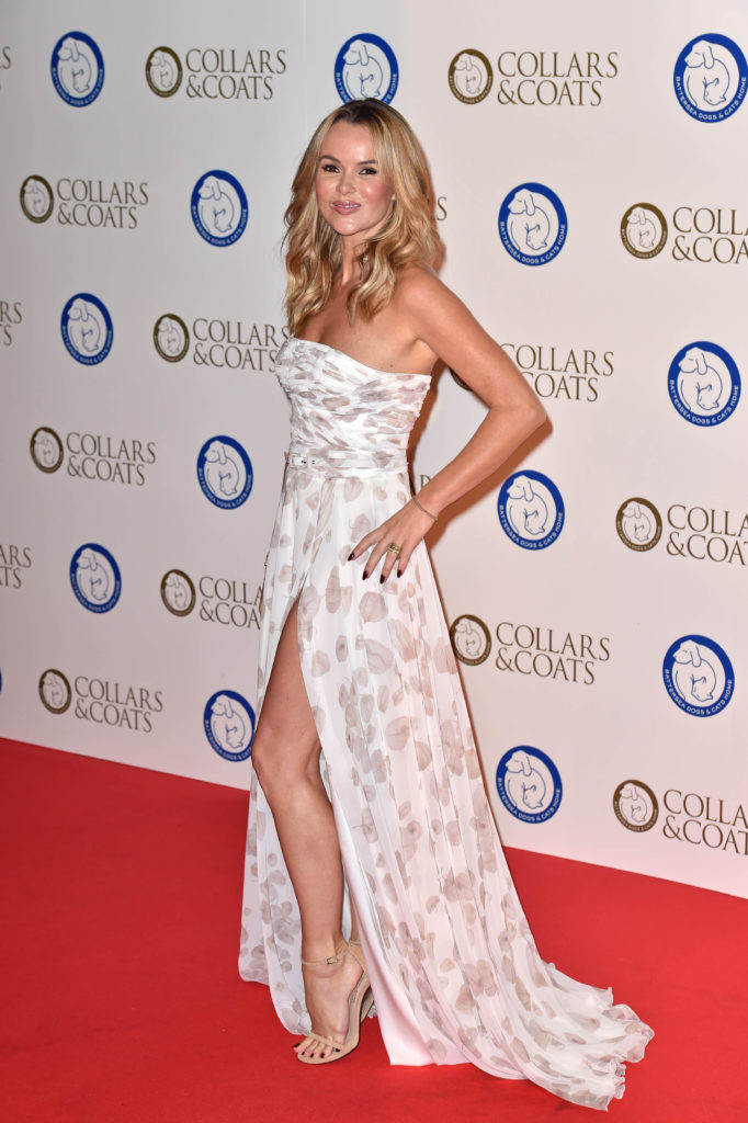 Amanda Holden Red Carpet Pictures