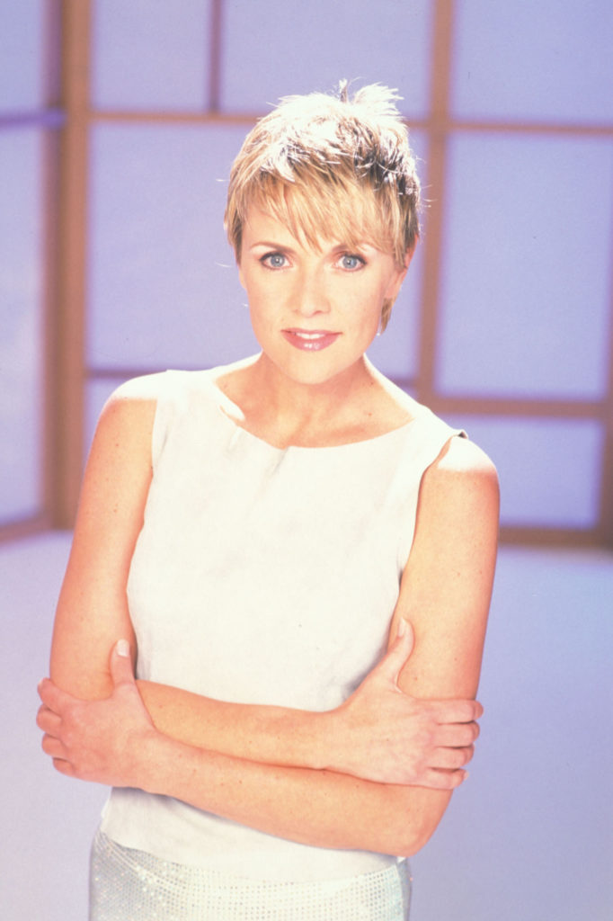 Amanda Tapping Muscles Pictures