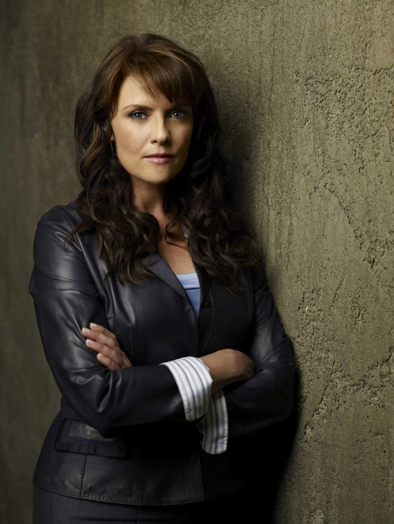 Amanda Tapping Photoshoot