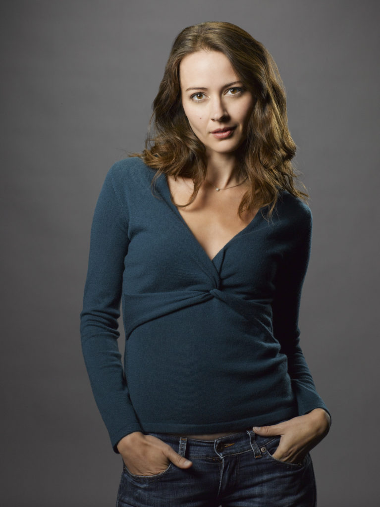 Amy Acker Topless Wallpapers