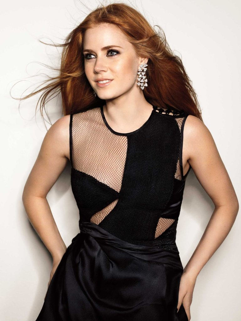 Amy Adams Braless Pictures
