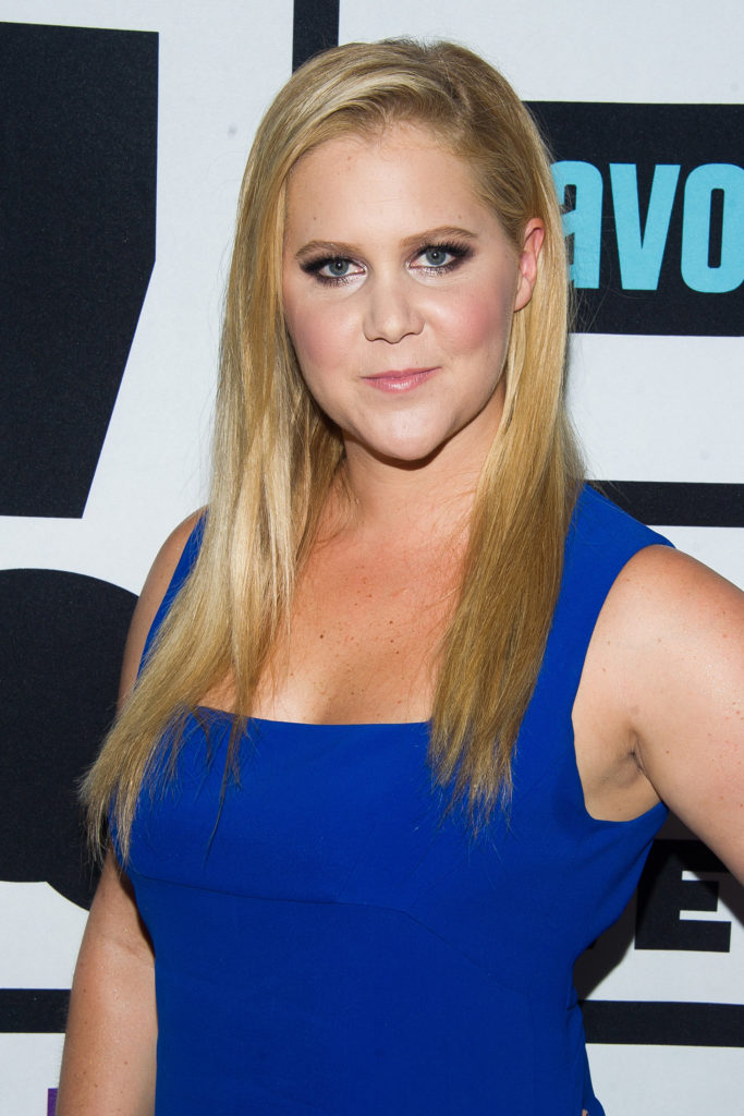 Amy Schumer Hair Style Images