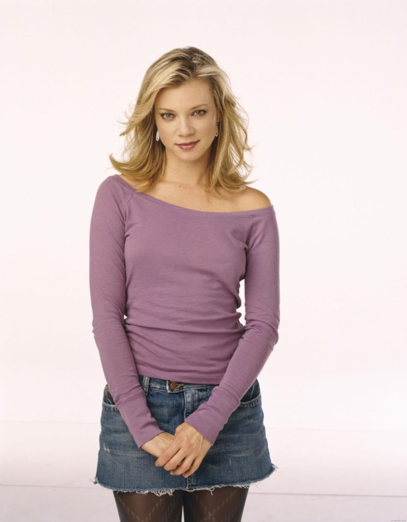 Amy Smart Photoshoot