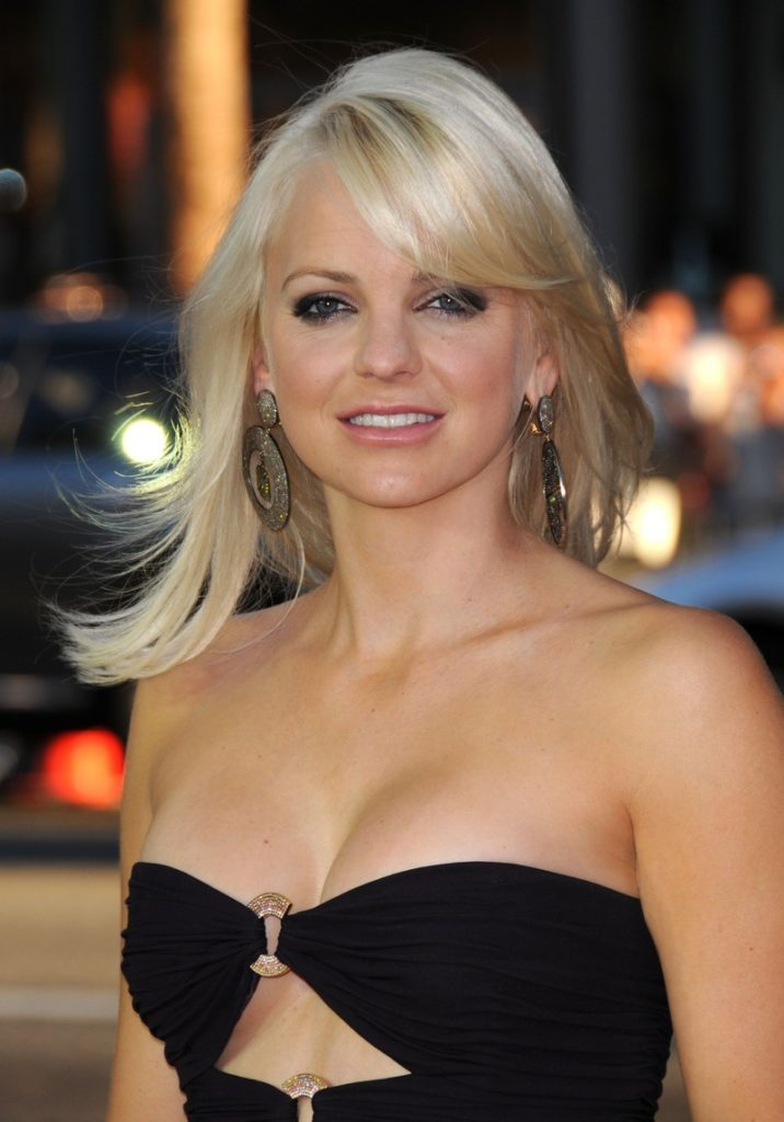 Anna Faris Navel Images