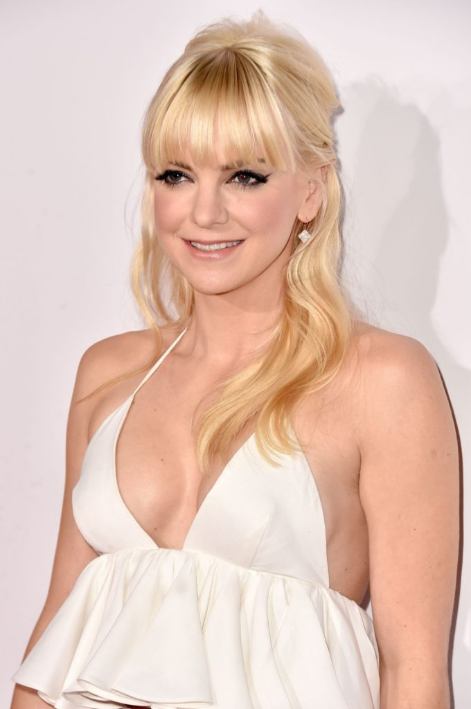 Anna Faris Oops Moment Wallpapers