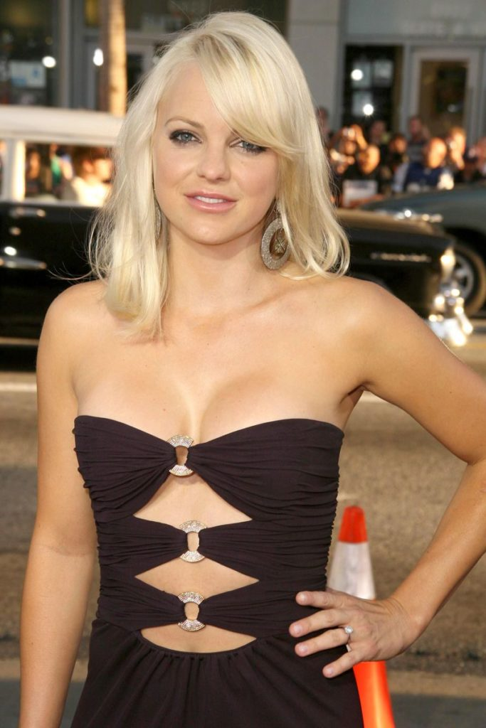 Anna Faris Pants Pictures