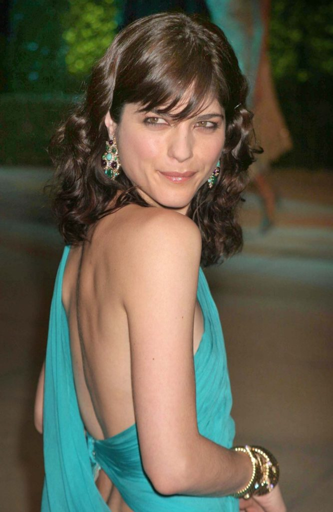 Selma Blair Backless Pictures